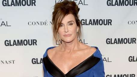 Caitlyn Jenner attends the 25th annual Glamour Women