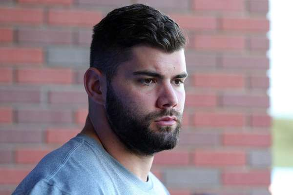 Giants tackle Justin Pugh