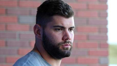 Giants tackle Justin Pugh