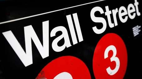 Stocks were struggling early Monday, Dec. 7, 2015,