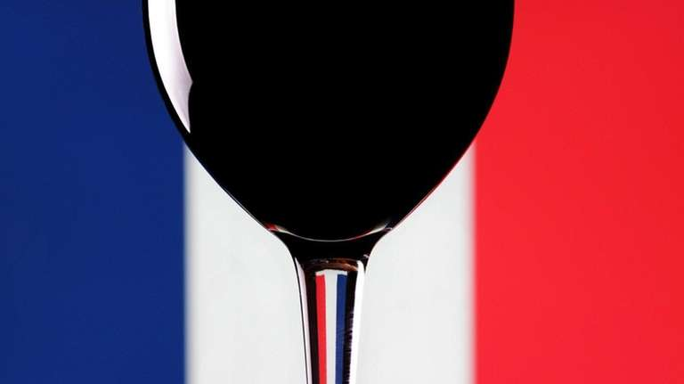 Toast the holidays with a French red.