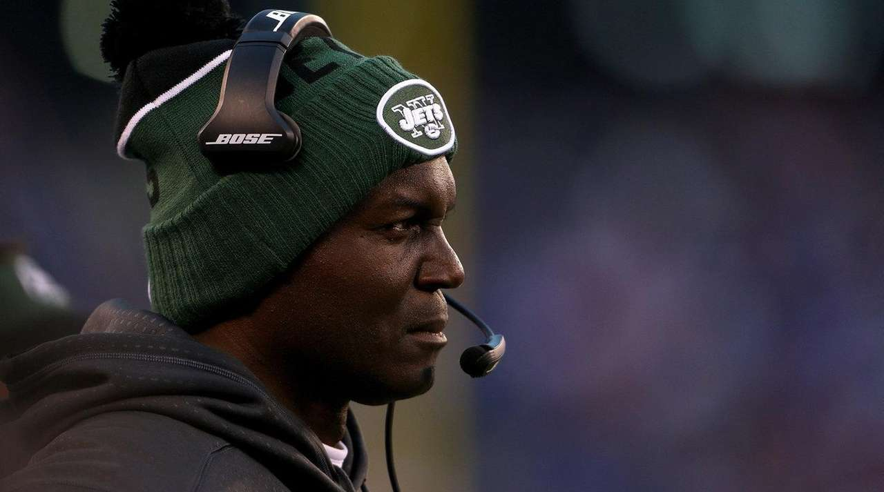 Head coach Todd Bowles of the New