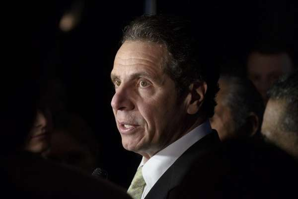 Gov. Andrew M. Cuomo announces on Monday,