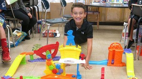 Kidsday reporter Brayden Fitzpatrick tested the new Go!