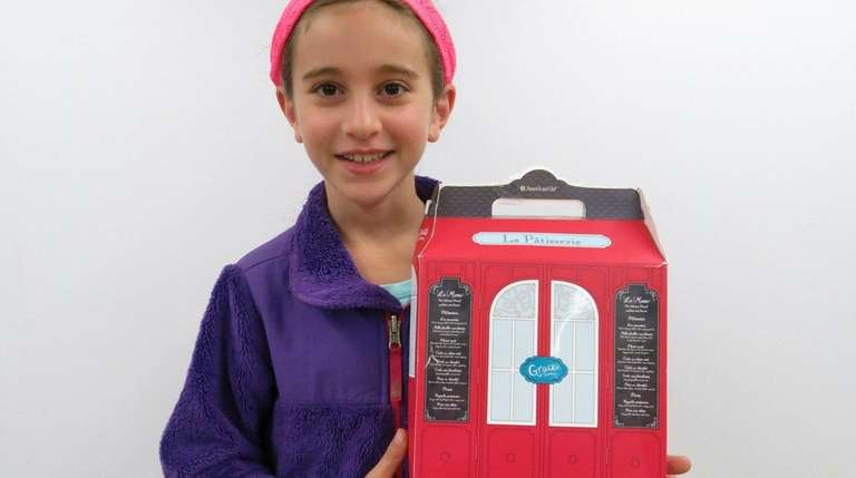 Kidsday reporter Sara Ghaly reviewed Grace's French Bakery