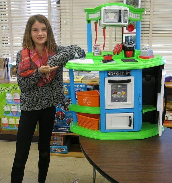 Kidsday reporter Keira Lovett tested the new Cozy