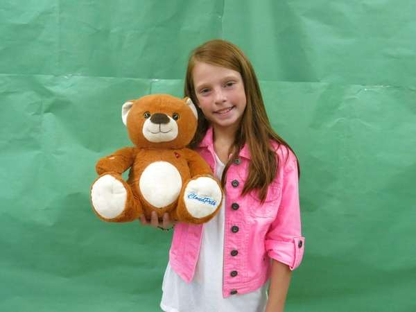 Kidsday reporter Katie Ciario tested the CloudPets Talking