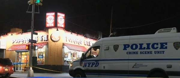 NYPD are investigating a shooting at the