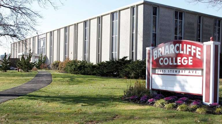 Briarcliffe College's campus in Bethpage on Tuesday, Dec.