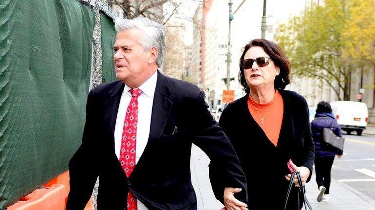 Former New York State Senate Leader Dean Skelos