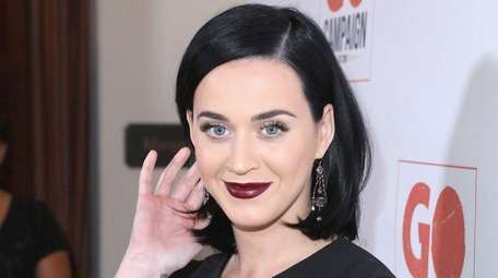 Singer Katy Perry attends the 8th Annual GO