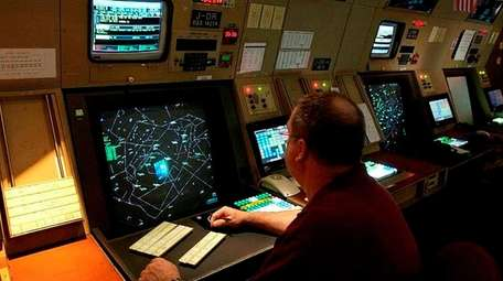 Staffing shortages are forcing air traffic controllers to