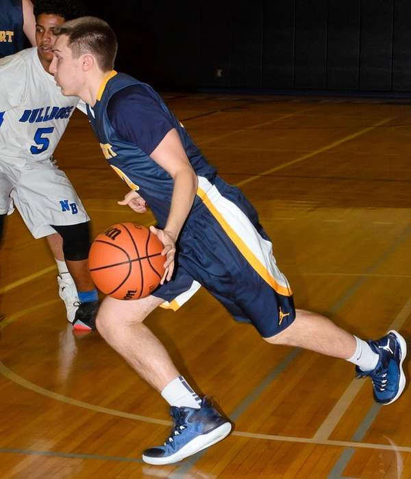 Northport's Sean O'Shea during game held at North
