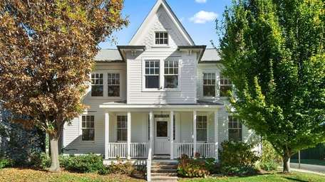 The Sag Harbor multifamily home can be restored