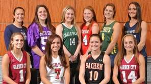The Newsday 2015 All-Long Island field hockey team