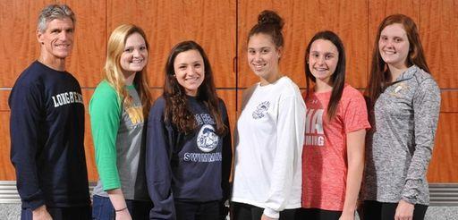 The Newsday 2015 All-Long Island girls swimming team