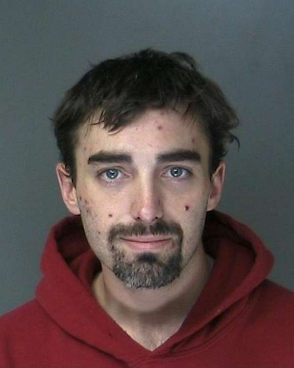 Patrick Fontaine, 33, of Yaphank, was arrested Dec.
