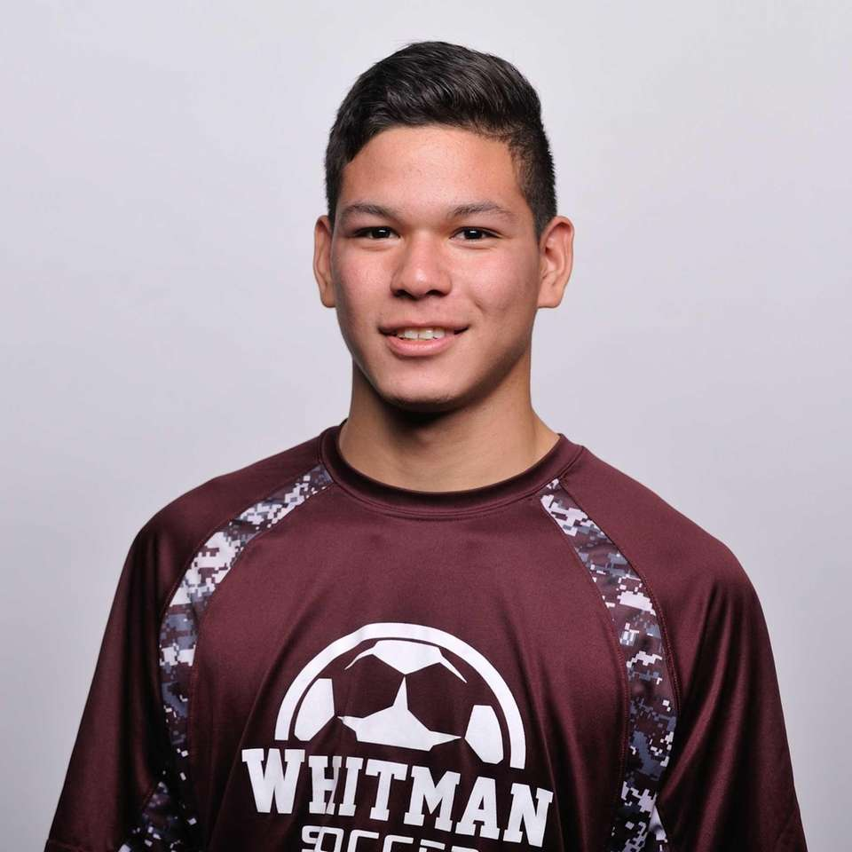 After Witman Hernandez scored three goals in Whitman's