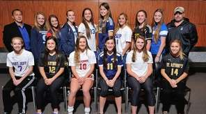 The 2015 Newsday All-Long Island girls' soccer team