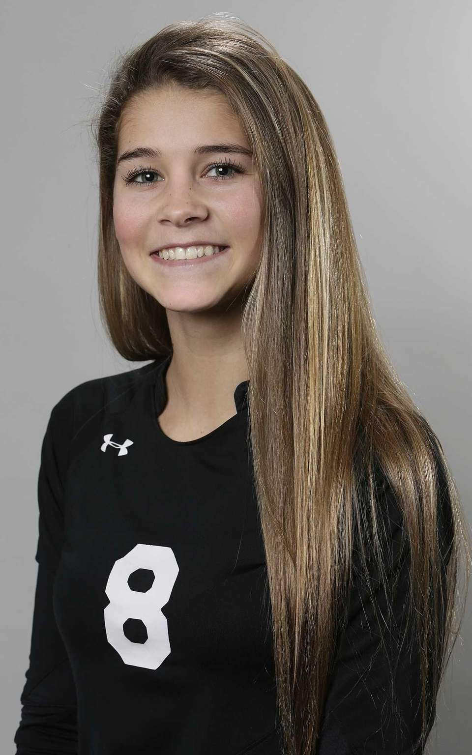 Mackenzie Cole made 450 digs and was the