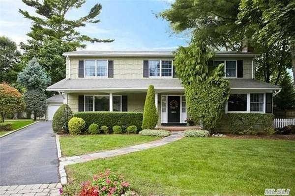 This Colonial at 3 Cash Lane in Rockville
