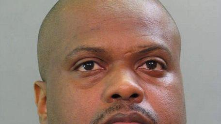 Marlon Jones, 37, of Hempstead has been charged