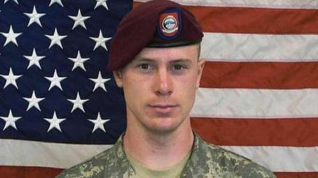 U.S. Army Sgt. Bowe Bergdahl is the subject