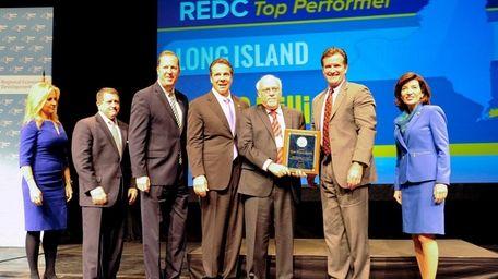 Members of the Long Island Regional Economic Development