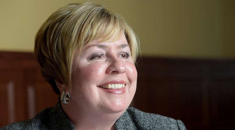 Town of Hempstead Supervisor Kate Murray on May