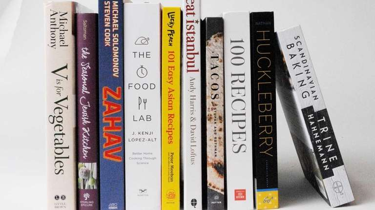 The top cookbooks of 2015.