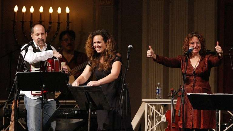 The Klezmatics will perform at Landmark on Main