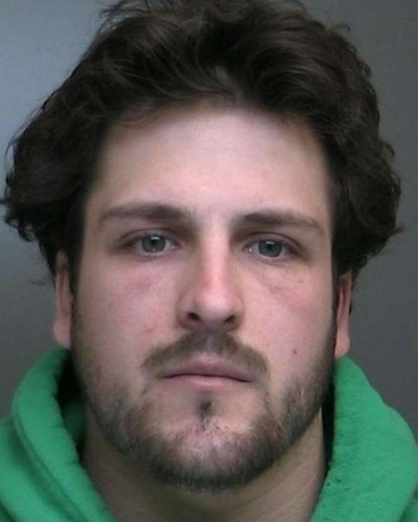 Suffolk police say Robert Moore, 23, was charged