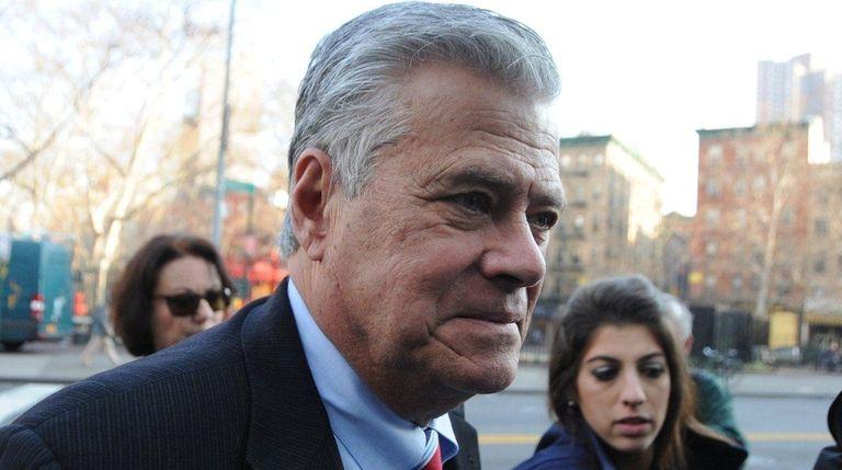 Former New York State Senate Leader Dean