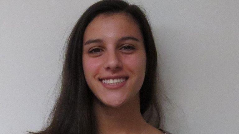 Veronica Wetzel of Massapequa High School organized a