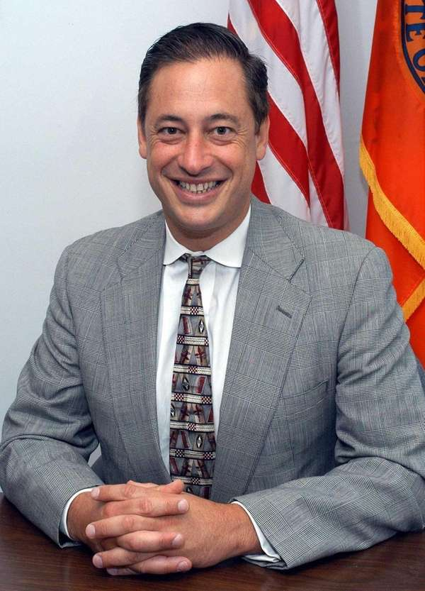 Michael Zapson, seen in a 2003 photo, has