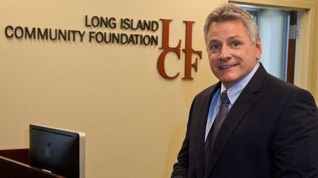 David M. Okorn, executive director of Long Island