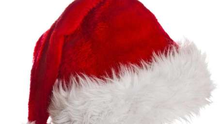 Santa's magic was not lost on a 70-year-old