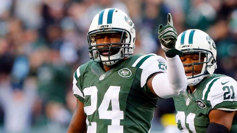 The Jets' Darrelle Revis is closer to returning