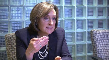 Maureen Liccione, a partner at Jaspan Schlesinger LLP,