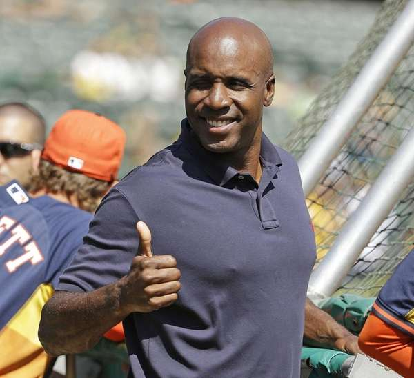 Barry Bonds will join the Marlins as a