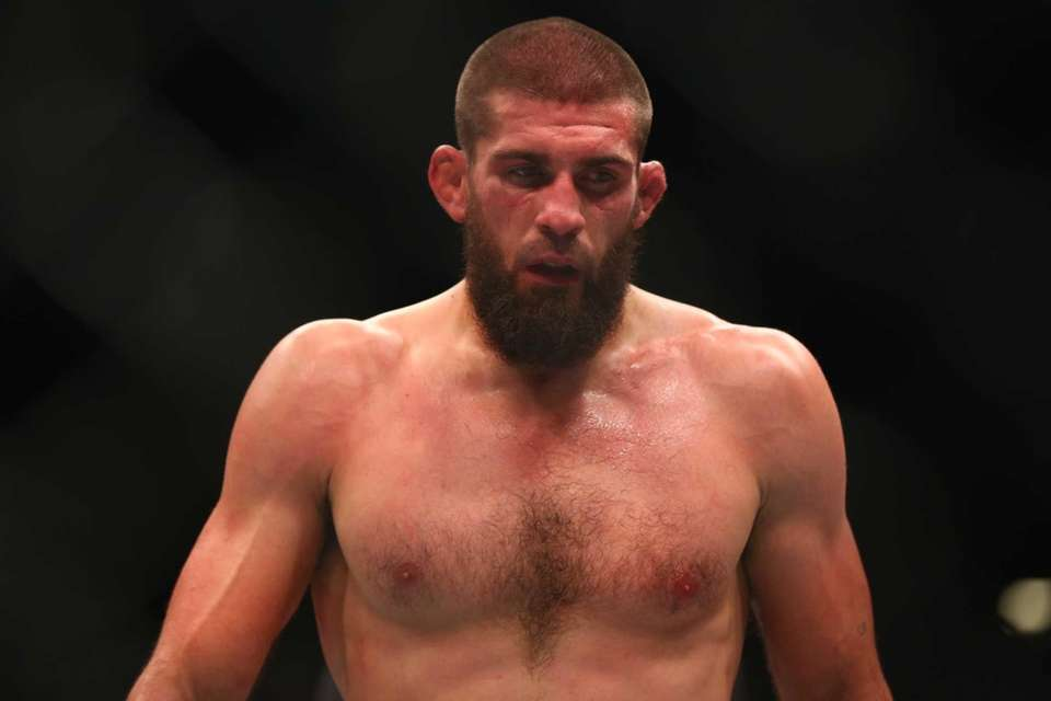 Welterweight Court McGee defeatedMarcio Alexandre Jr. by unanimous