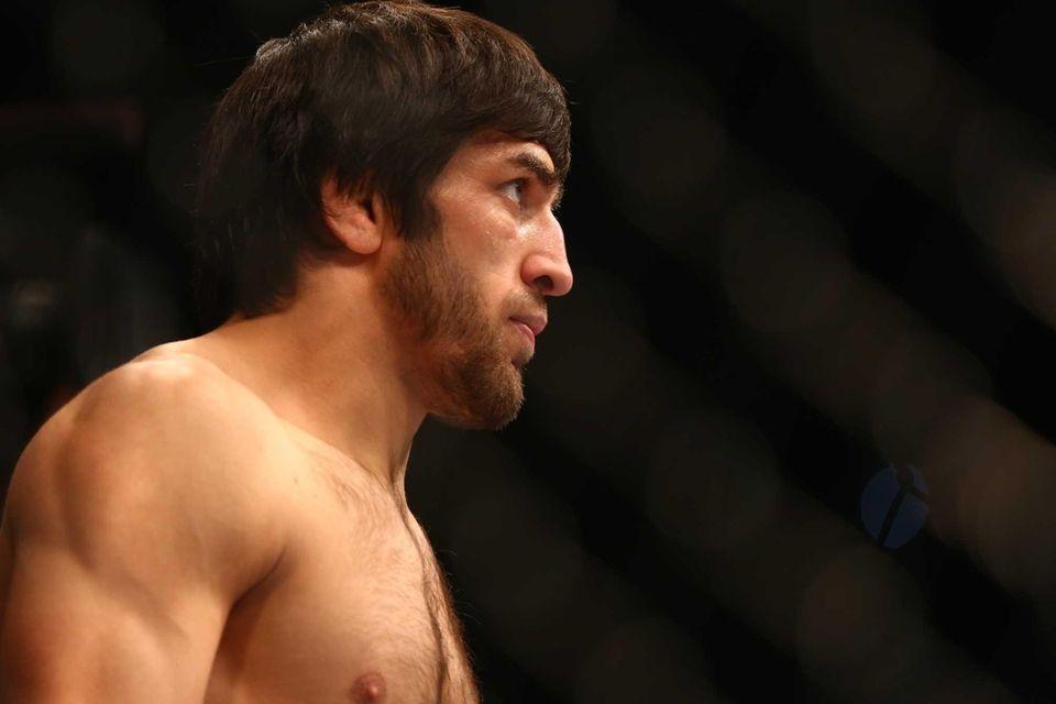 LightweightMagomed Mustafaev defeated Joe Proctor by TKO in