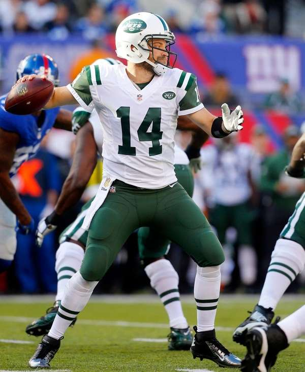 Ryan Fitzpatrick led Jets to comeback win over