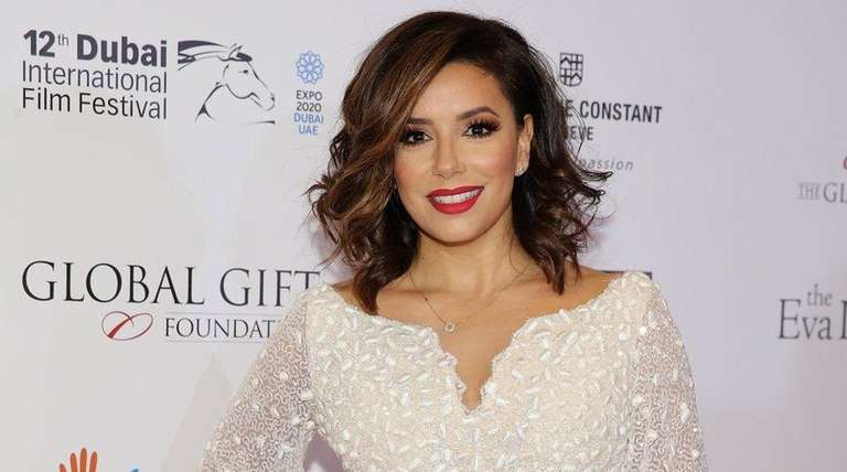 Eva Longoria attends the Global Gift Gala during