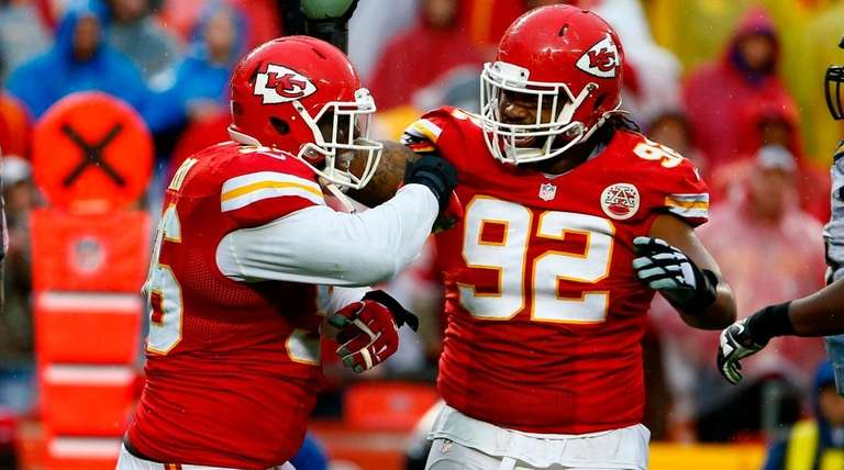 Dontari Poe of the Kansas City Chiefs