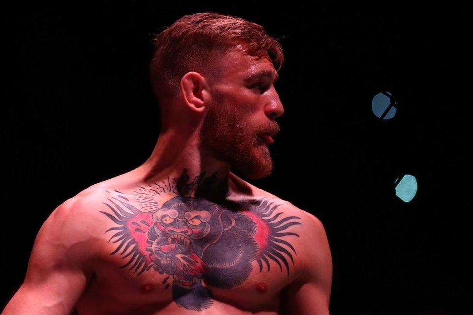 Conor McGregor defeated Jose Aldo in 13 seconds