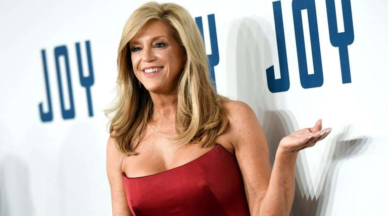 Inventor Joy Mangano attends the premiere of