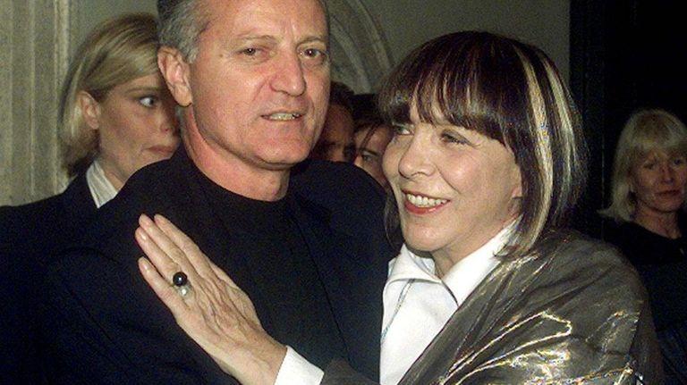 In this Oct. 9, 2007 file photo, Italian