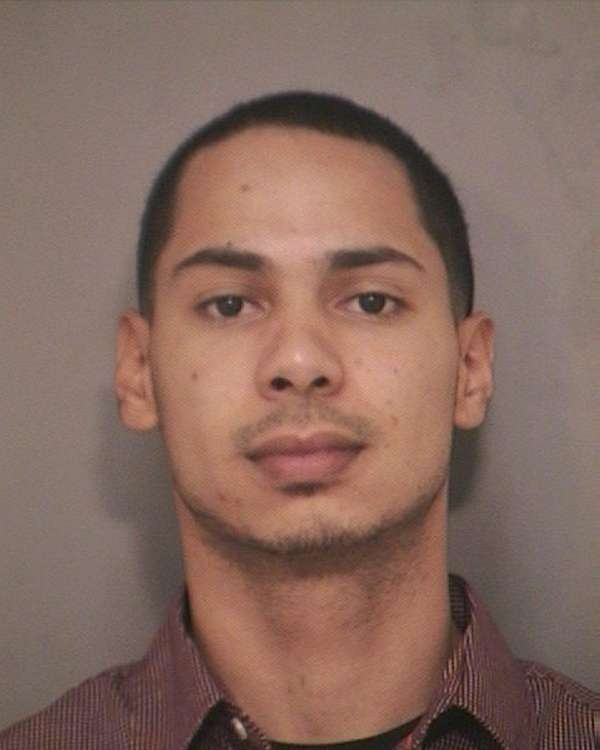 George Garcia, 29, of Yonkers was arrested Sunday