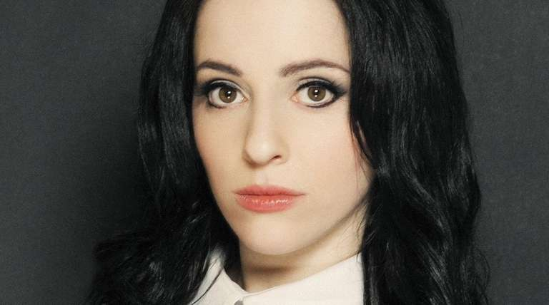 Molly Crabapple, author of